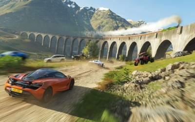 Опубликован релизный трейлер Forza Horizon 4