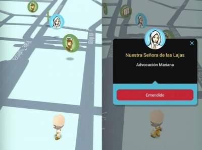 Ватикан создал игру о святых на подобии Pokemon Go