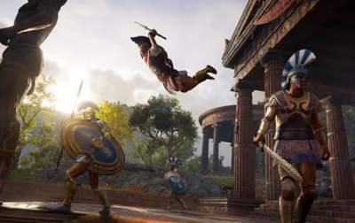 Assassins Creed Odyssey получила первое дополнение