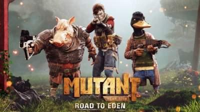Появились системные требования Mutant Year Zero: Road to Eden
