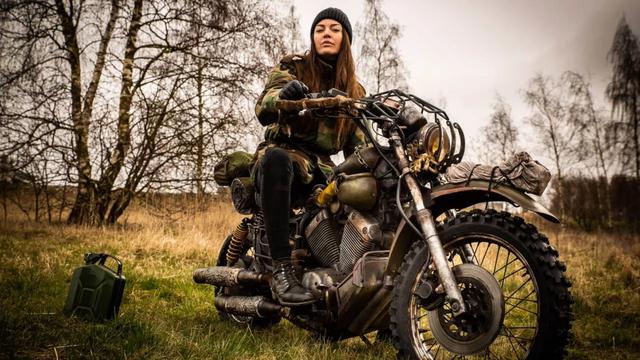 PlayStation Nordic воссоздала мотоцикл из Days Gone в реальной жизни