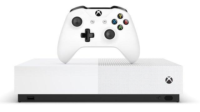 Microsoft официально представила дешёвую Xbox One S без дисковода и Xbox Game Pass Ultimate