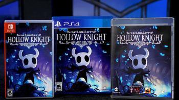 Hollow Knight выйдет на физическом носителе в мае