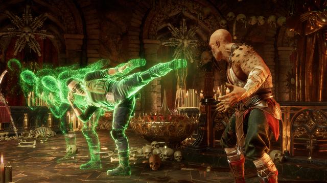 Авторы Mortal Kombat 11 собираются завлекать игроков в онлайн с помощью предметов кастомизации