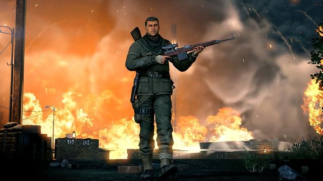 «Семь причин вернуться в Берлин» — трейлер ремастера Sniper Elite V2