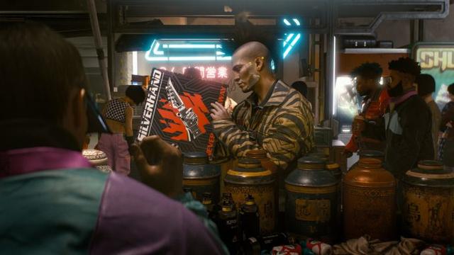 Cyberpunk 2077 сильно отличается от прошлогодней демонстрации