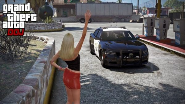 Сервера GTA 5 Role Play для увлекательного времяпровождения